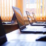 Компютърно образователен център Progress - учебна зала